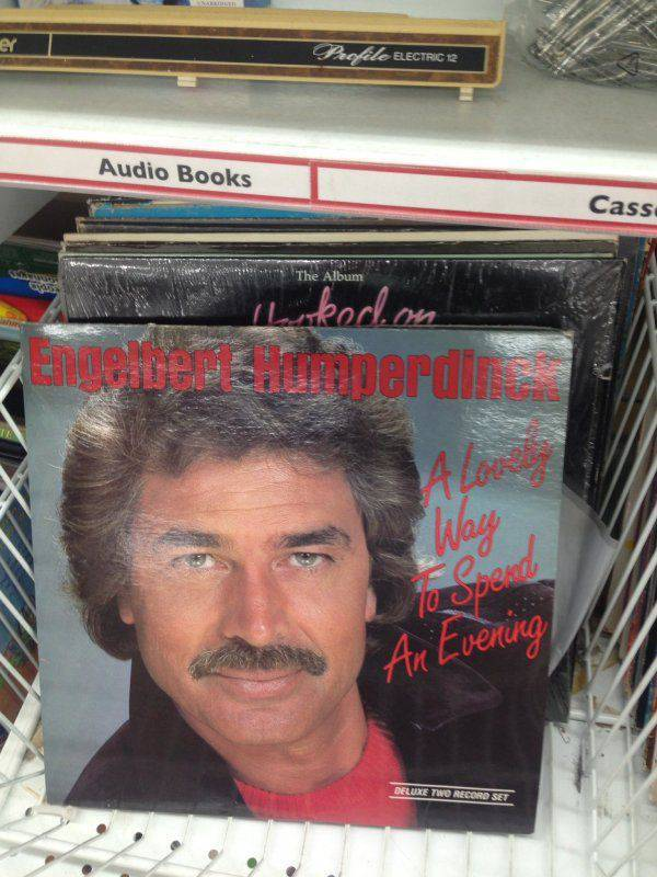In Thrift Shops There's Always Something Strange Hiding In The Shadows