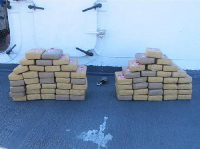 There Were Some Pretty Huge Drug Busts In The History