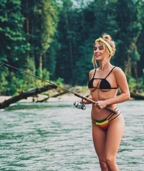 You Could See Sarah Underwood's Instagram Steaming From The Distance – It's THAT Hot!