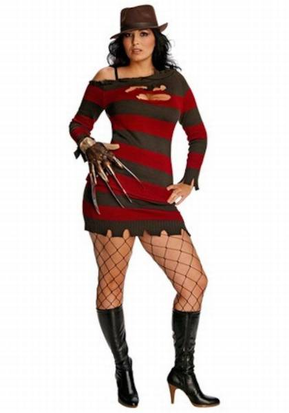 "Are These ""Sexy"" Costumes Actually For Halloween?"