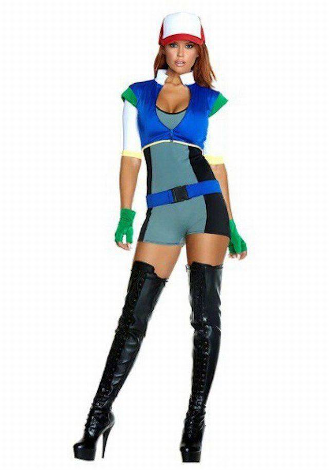"""Are These """"Sexy"""" Costumes Actually For Halloween?"""