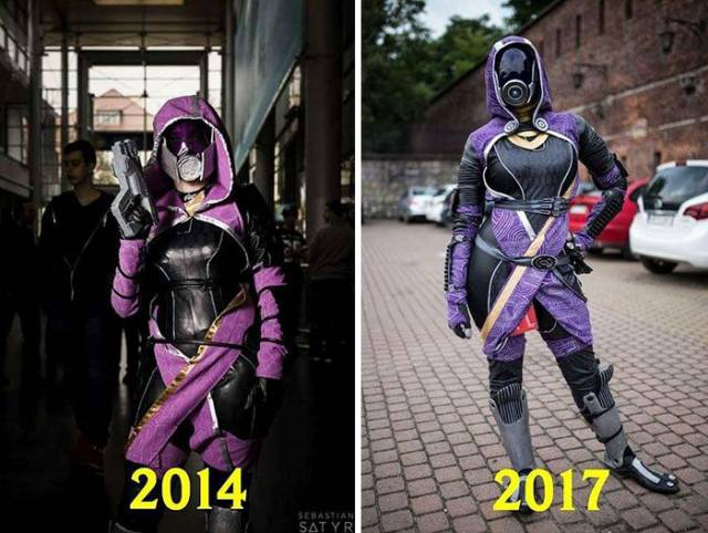 Experience Matters Even In Cosplay