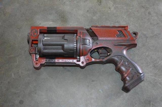 These Nerf Guns Are Too Tough To Deal With