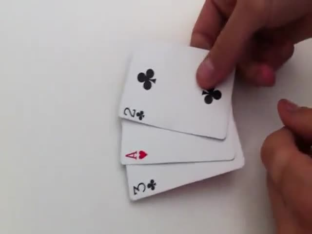 This 3-Card Trick Is Impossible!