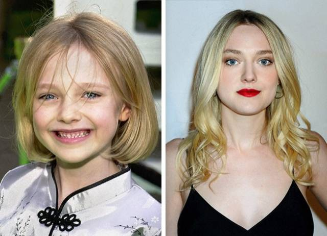 Celebrity Kids Have Some Kind Of Growth Accelerator
