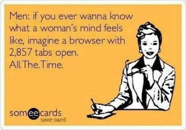 It's So Easy To Understand Women
