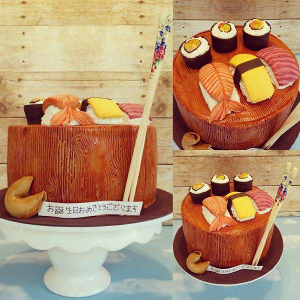 How Do You Even Eat These Cake Masterpieces?!