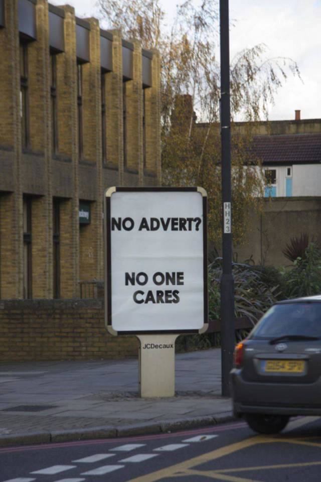 These Street Messages On UK's Streets Are Clearly Trying To Say Something Clever To Us