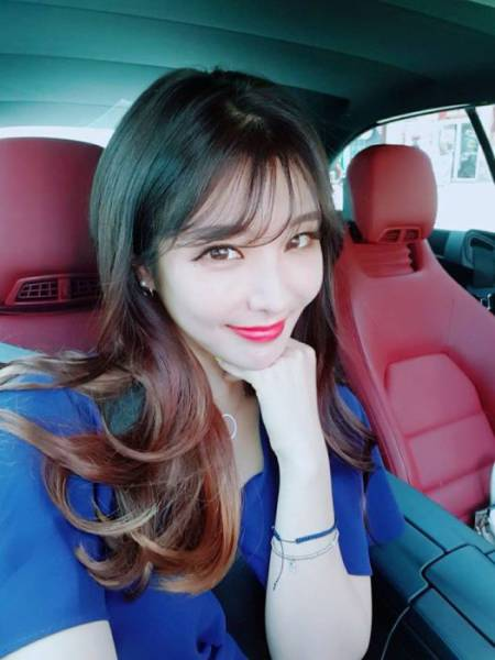 Hyunseo Park From South Korea Will Teach You What Beauty Is