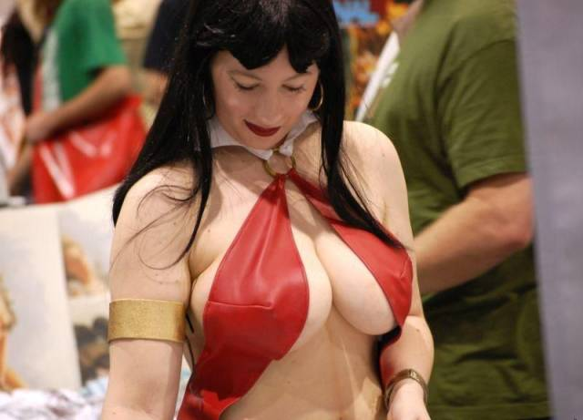 Proper Cosplay Always Involves Proper Bodies