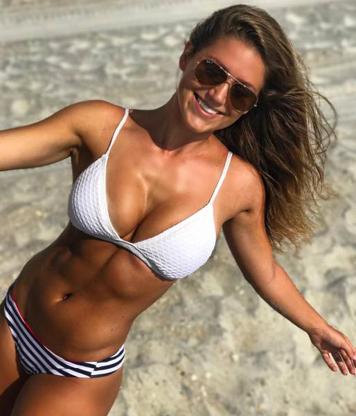 Sport Girls Have a Certain Sex Appeal
