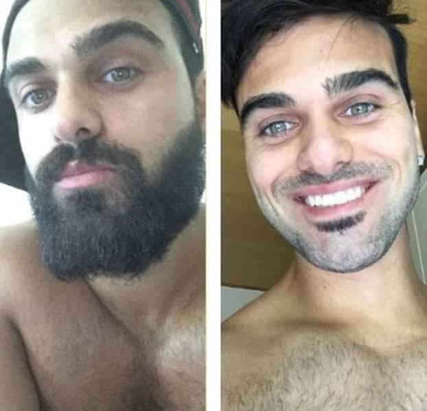 Beard Makes All The Difference