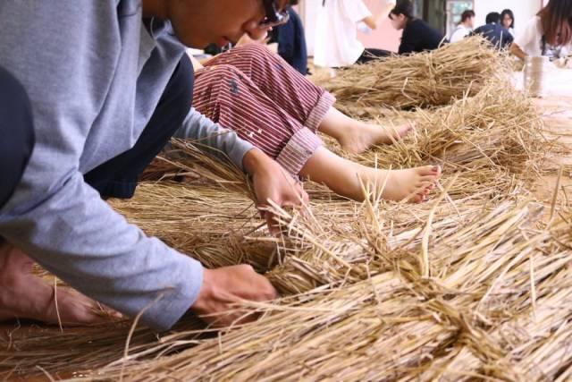 Japan Has Turned The Rice Harvest Season Into An Art Festival