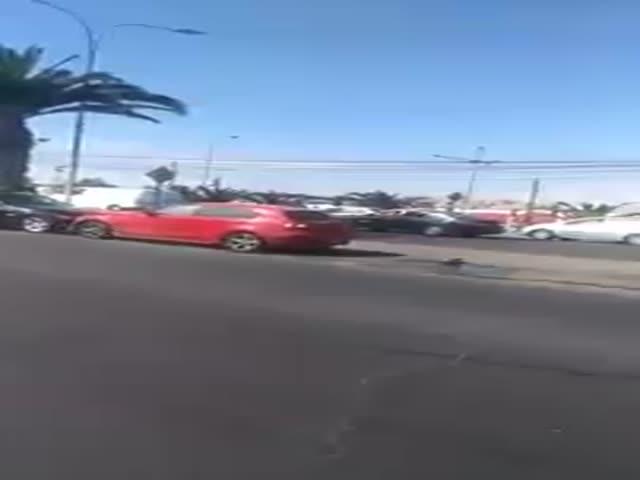 That Car Was Her Ex-Boyfriend's…