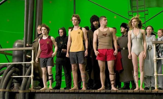 "There Was Quite A Lot Going On Behind The Scenes Of ""Harry Potter And The Goblet Of Fire"""