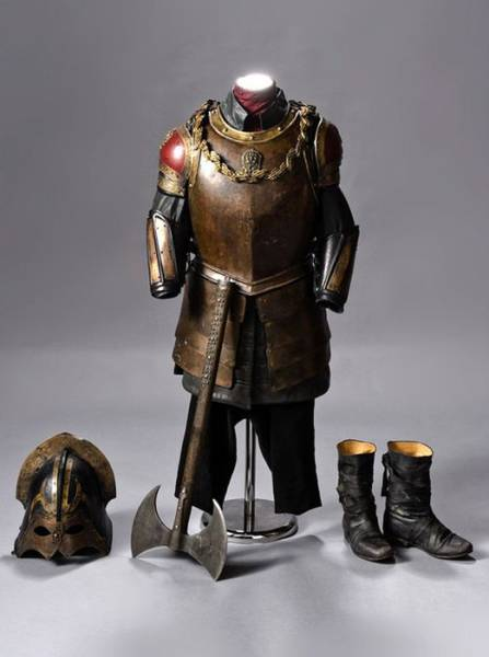 """These """"Game Of Throne"""" Armors Are So Detailed!"""