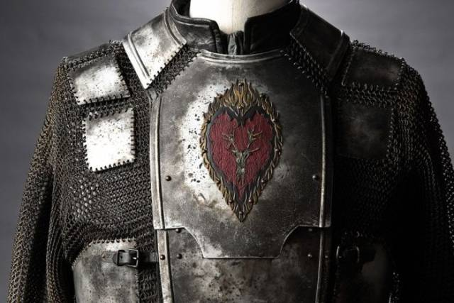 "These ""Game Of Throne"" Armors Are So Detailed!"