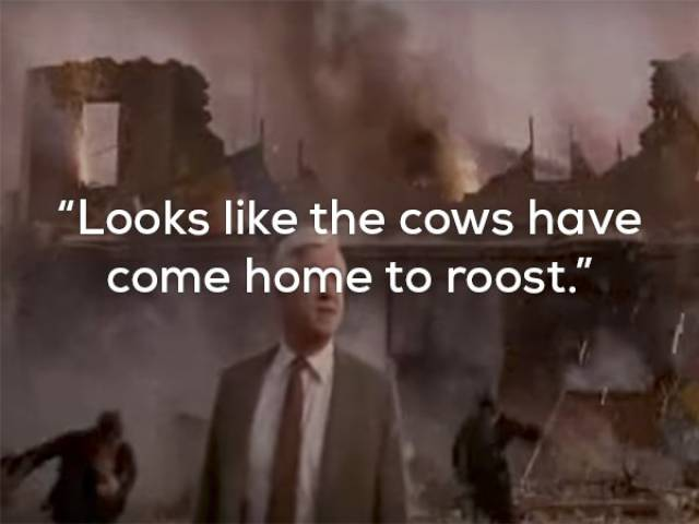Frank Drebin Quotes Is THAT Kind Of Humor