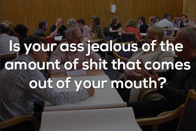 Insults Can Be Pretty Much Complicated