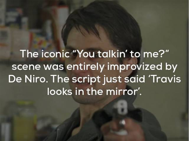 """Non-Stop Facts About """"Taxi Driver"""""""