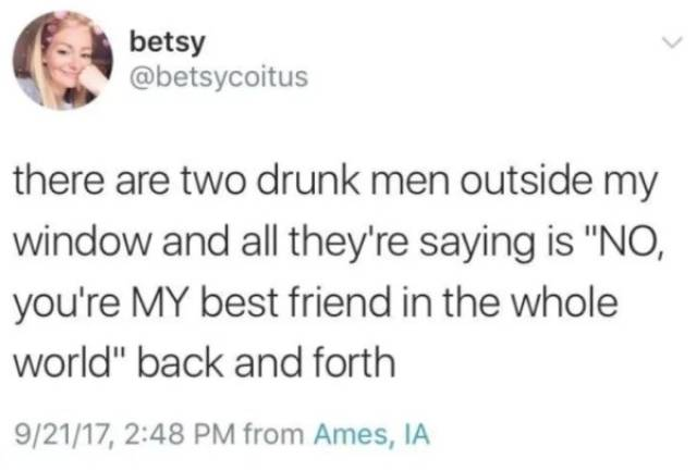 Best Friends Are Always There For You