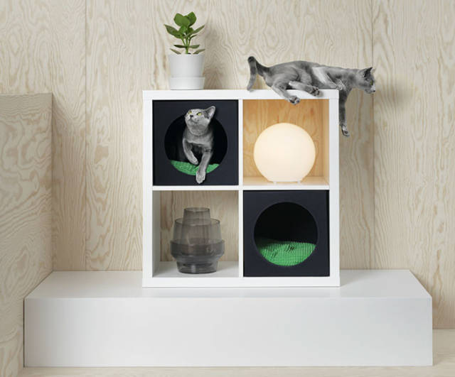 IKEA Has Finally Launched Furniture For Pets, And It's Perfect!