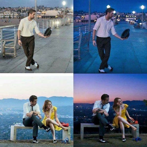 Look At Famous Movies From Another, Hidden Perspective