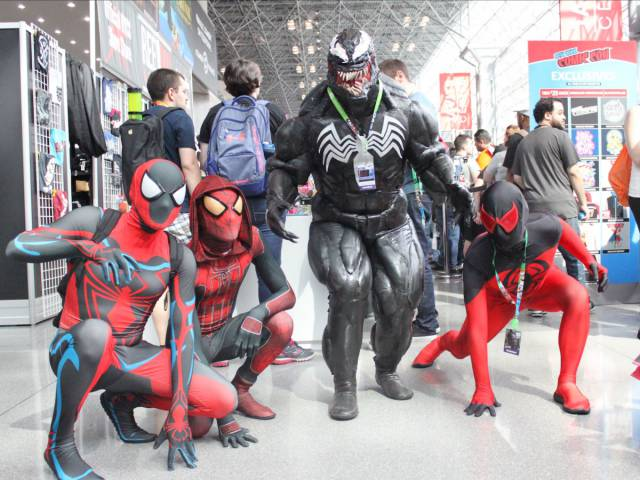 New York Comic Con 2017 Is Where Some Of The Best Cosplay Takes Place