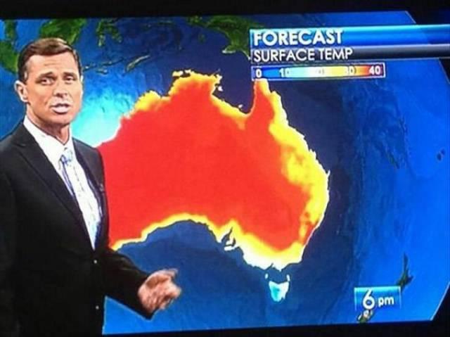 Australia: Yes Or No? Hard Decision!