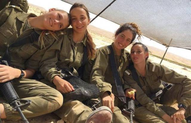 Israeli Army's Best Weapon – Smoking Hot Bombs