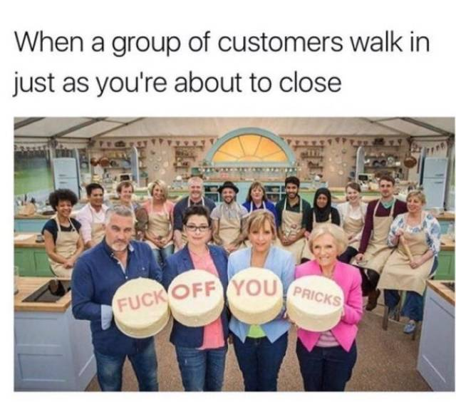 Work Is Full Of Fails And Memes