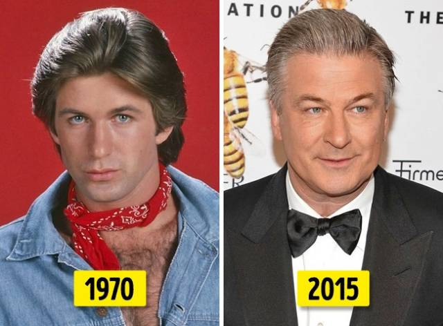 Some Celebs Have Changed Beyond Recognition