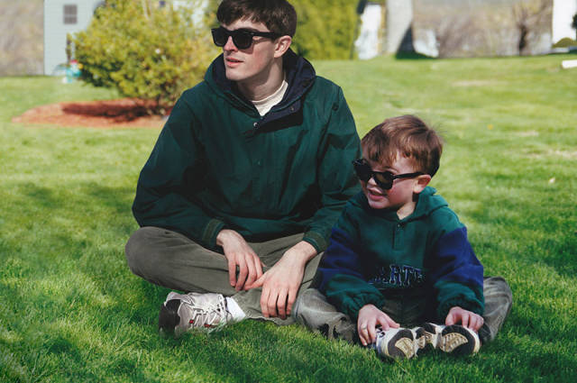 This Guy Has Found A Way To Become Closer To A Child Version Of Himself Via Photoshop