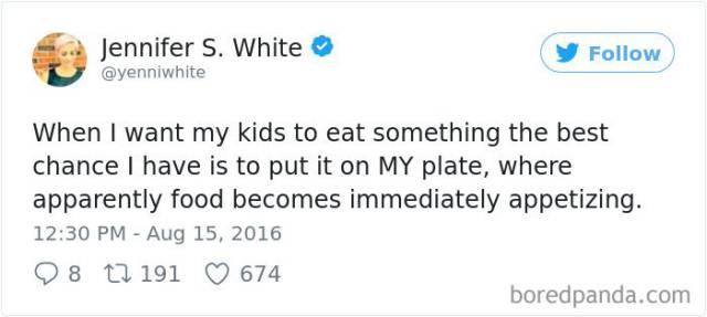 Feeding Your Kids Can Be Harder Than Feeding Wild Animals