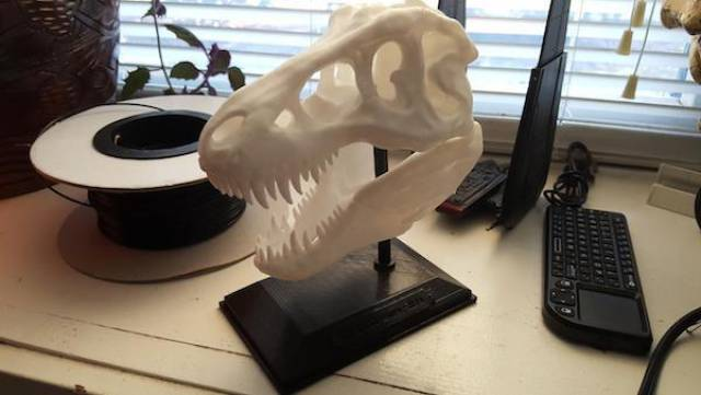 3D Printer Can Create All Sorts Of Awesome Things