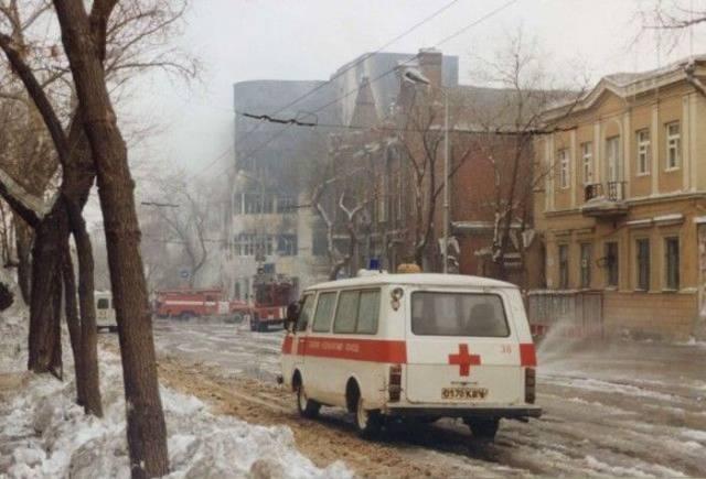 90s Were Pretty Badass In Russia…