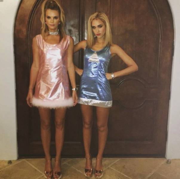 Celebs Also Know How To Properly Cosplay On Halloween