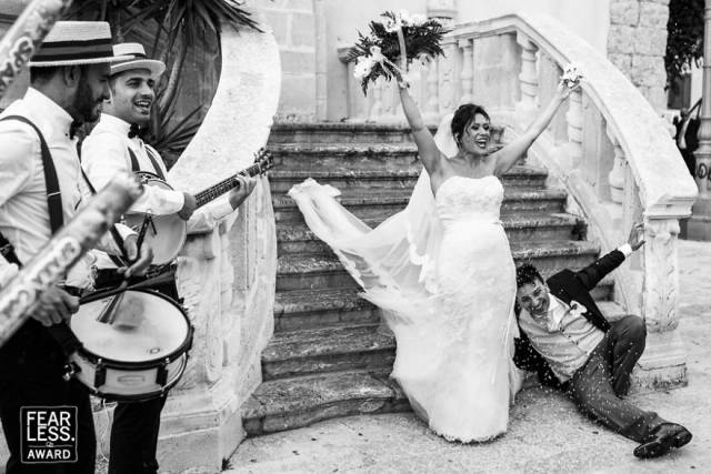Fearless Awards Have Picked The Best Wedding Photos Of 2017 And They Are Stunning!