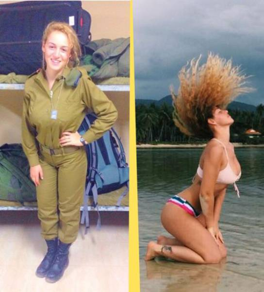 Israeli Girls Could Kill You With Their Amazing Looks