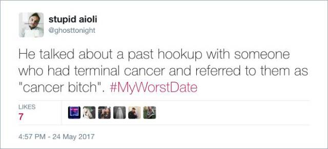 Dating Can Easily Turn Into A Horror Story…