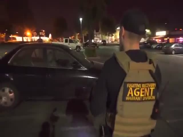 A**hole Cop Against A Very Funny Guy