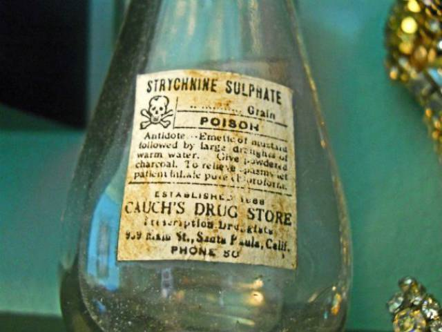 Here Are The World's Most Potent Poisons