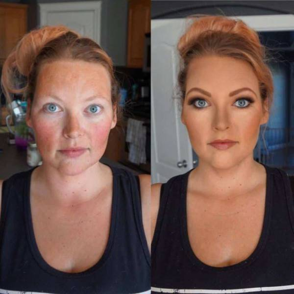 Makeup Changes EVERYTHING!