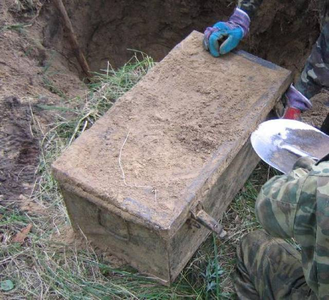 World War II Treasure Found So Many Years Later
