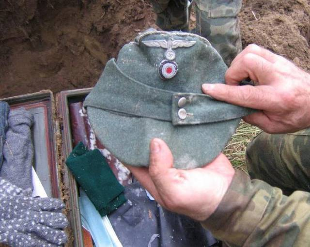 World War II Treasure Found So Many Years Later