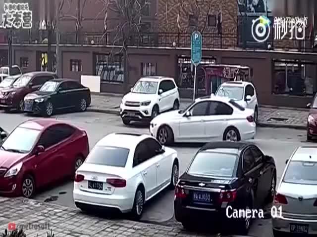 Mad Parking Skills