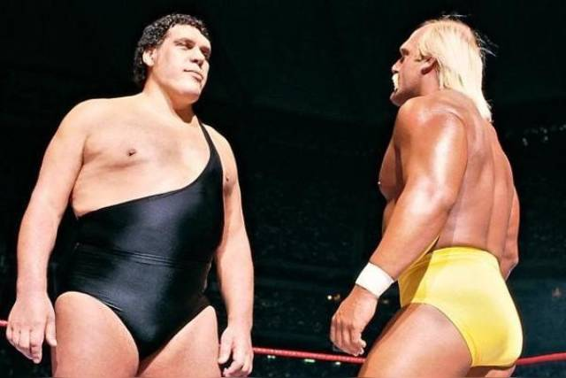 Andre The Giant Was An Unbelievable Specimen
