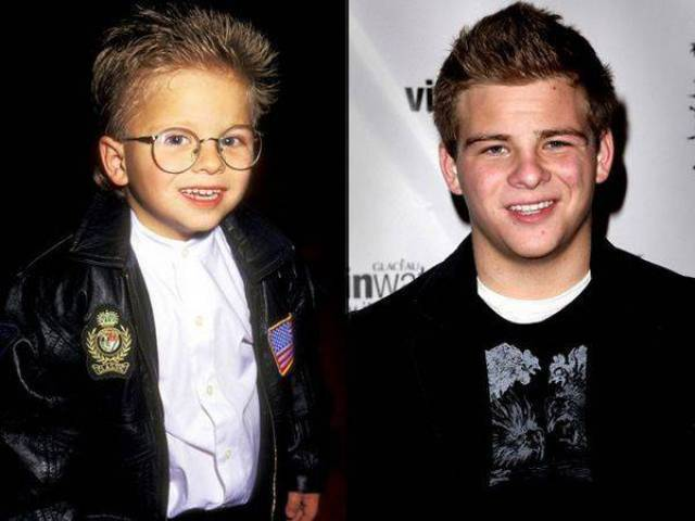 Famous Actors Looked Very Differently As Kids