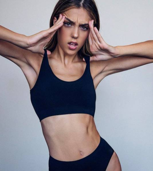 Sistine Stallone Will Easily Knock You Out With Her Beauty