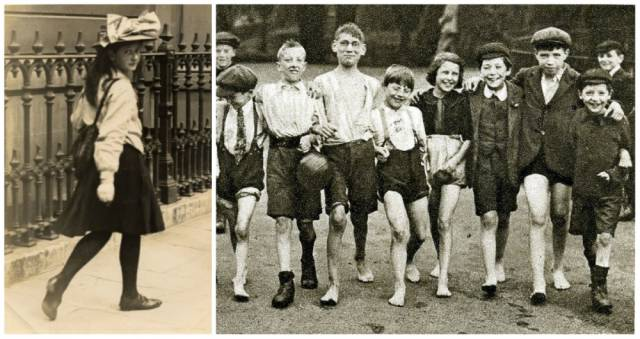 100 Years Ago Young People Were Very Different